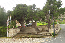 Monument of Heroes and Missing Person of Lefkara