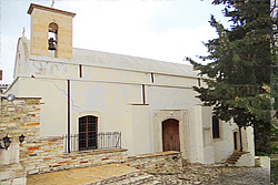 Ayioi Anargyri and Ayios Neophytos Chapel